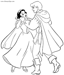 Disney Princess Images Snow White Coloring Pages Wallpaper And