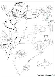 coloring pages of sharks great white shark printable coloring pages shark tale coloring pages shark tale