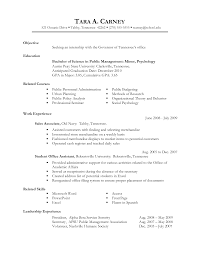 Objective Of Resume For Internship Unique Social Work Internship Resume Template Social Work Resume 79