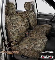 seatsaver seat protector 2004 06 toyota tundra double cab rear 60 true timber flooded timber ss8358ttft