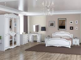 "<b>Спальня</b> ""Лотос"" МДФ (Белый <b>Жемчуг</b>) Бравомебель | Купить ..."