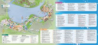 updated downtown disney guide map featuring pleasure island