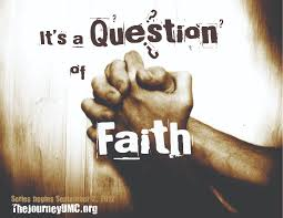 Image result for question of faith