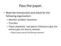 format for an essay regents essay peer revision 2 pass the paper check mla format