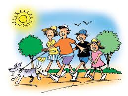 Image result for clip art hikers