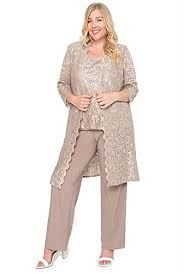 R M Richards Mother Of The Bride Plus Size Pant Suit