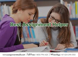 best assignment helper assignment studio