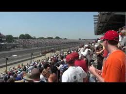 Indy 500 Seating Chart Tower Terrace Indianapolis 500 Start Of Race 2012 From Tower Terrace At