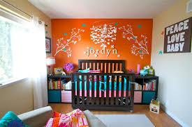 orange nursery project nursery