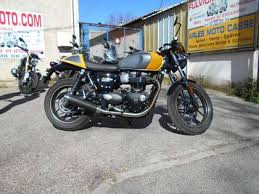 triumph street cup used autoscout24