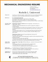 Electrical Maintenance Engineer Resume Samples Unique Mechanical