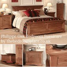 Oak Bedroom Furniture Philippe Oak Bedroom Furniture By Thebedroomplacecouk Uk