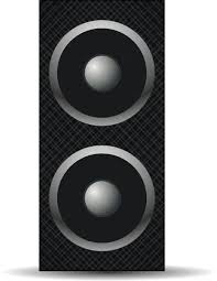 music speakers clipart. download this image as: music speakers clipart s