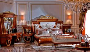 Luxury Bedroom Furniture Sets 0038 European Classic Solid Wood Bedroom Furniturehigh Quality