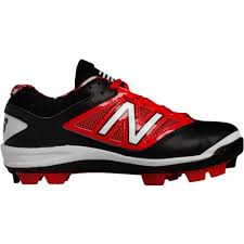 new balance baseball. new balance kids\u0027 low-cut 4040v2 rubber molded baseball cleats | academy