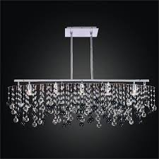 black and white crystal chandelier crystal rain 565jm12sp 7j
