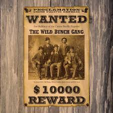 Create An Old West Wanted Poster In Adobe Photoshop