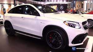 From the outside, the heavily contoured power dome design hints at the immense power delivery. 2018 Mercedes Amg Gle Class Gle 63 S Coupe Exterior Interior Walkaroun Mercedes Benz Gle Coupe Mercedes Amg Mercedes Benz Gle