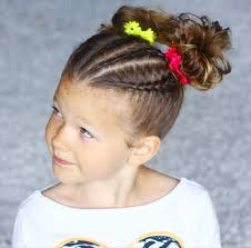 Hairstyles Cute Girls Kids Hair School Easy Along With Hairstyles