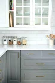 white subway tile with light gray grout white subway tile kitchen gray grout grey and white