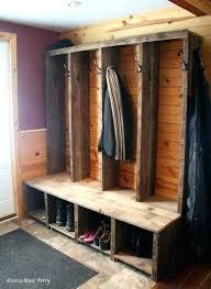 Diy Coat Rack Ideas Diy Coat Rack Bench Plans Diy Entryway Bench Coat Rack Entry Bench 62