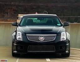 Just bought a 2009 CTS-V Sedan...few issues