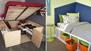 storage bed ikea hack. 25 IKEA Storage Bed Hack Ikea