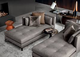 Modern Chaise Lounge Chairs Living Room Smink Incorporated Products Sofas Minotti Andersen Quilt