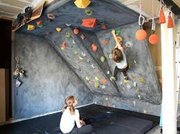 how to build a rock climbing wall for kids best 25 climbing wall kids ideas on