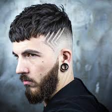 New Hairstyle For Man textured crop skin fade hair design new hairstyle for men 5664 by stevesalt.us
