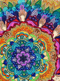 hippie theme art hd wallpapers best only gallery collection of