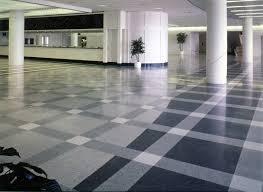 Terrazzo Kitchen Floor Lebanon High School Terrazzo Tile Logo School Flooring Floor