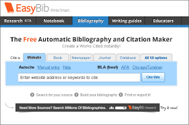 Apa Maker Free Apa Formatting Works Cited Term Paper Example