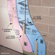 insulate walls