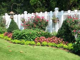 flower garden fence ideas beautiful primitive rock easy flower garden designs ideas front yard ideas