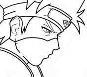 Disegni Di Anime E Manga Da Colorare Pagine Da Colorare Stampabili