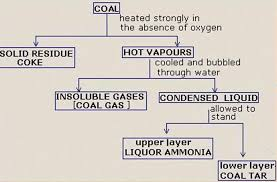 Coal Grade Chart Revision Notes For Science Chapter 5 Coal And Petroleum