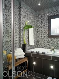 bathroom lighting advice. This Ambient Lighting In A Home Spa Creates An Environment Of Relaxing Comfort. #candiceolson Bathroom Advice G