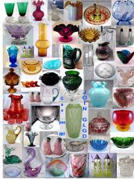 Vintage glassware web sites
