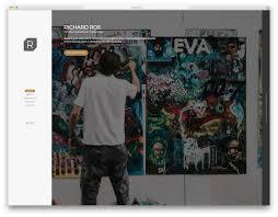 24 Top Resume Website Templates For Online Cvs 2018 - Colorlib