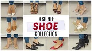 Footwear Designer Jimmy Designer Shoe Collection 2018 Dior Chanel Gucci Jimmy Choo Aquazurra More