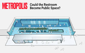 metropolis magazine features joel sanders and susan stryker s adapted essay gender neutral public restroom