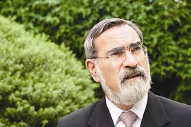 After 21 years, Rabbi Jonathan Sacks is retiring as Britain's chief rabbi. (United Synagogue). (JTA) — The search to replace Britain's powerful longtime ... - Rabbi-Jonathan-Sacks