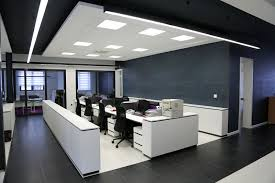interior contemporary black modern office. Furniture: Black And White Modern Office Furniture With Reception Desk Pendant Lights Over Interior Contemporary I