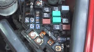 fuse diagram honda civic 2006 2011 youtube 2007 Honda Civic Fuse Box Diagram 2009 Honda Crv Fuse Box Diagram #46