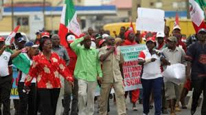 Image result for nigeria labour union images