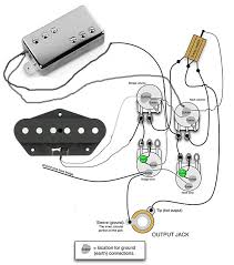 tele wiring diagram 2 tapped pickups 1 push pull telecaster wiring for tele custom