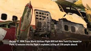 TWA Flight 800 wreckage to be scanned ...