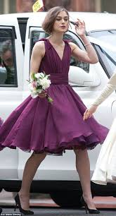 keira knightley plays bridesmaid at brother caleb's wedding Wedding Dress Designers Kerry step to it actress keira knightley helps her eldest brother, caleb, celebrate his french wedding dress designer kerry