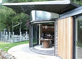 Glass Sliding Walls Curved Doors In Yorkshire Curved Glass Sliding Doors